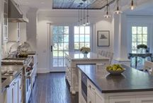 dream kitchen / by Leah Weber