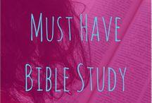 BIBLE STUDY TIPS