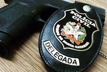 sonho em ser policial