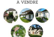 Nos biens / Découvrez nos biens à vendre ici : appartements, maisons, baux commerciaux #immobilier #reims #agenceduforum
