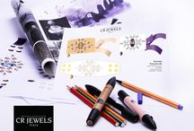 Cr jewels // Work in progress / Design & Creative time