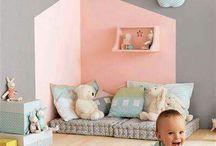 habitaciones de niño