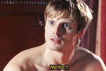 Merlin / A Very British Wizard