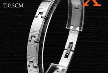 Mens Edelstahl Armband 316 L (Chirurgenstahl)+40 G 17,90 Euro
