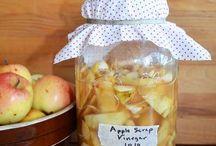 vinegar and condiments