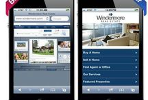 Mobile Websites / This is about mobile websites and what we do to help local business owners generate more leads and get new customers by using our advanced mobile marketing strategies.