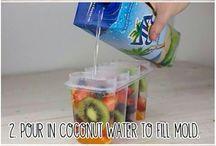 Healthy drink & food