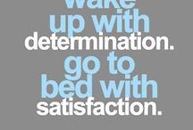 Motivation/Inspiration / by Michelle Gudas