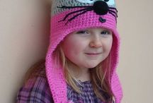 CROCHET - KNITING  HATS