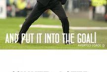 Voetbal quotes ❤️⚽️ / Voetbal dingetjes