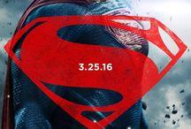 New Posters Batman v Superman Dawn of Justice / Warner Bros.