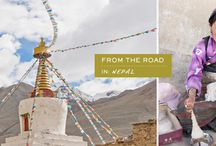 Himalayan Journey / Pictures and anecdotes FROM THE ROAD