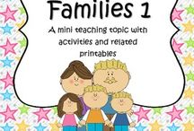 Lesson Planning - Families