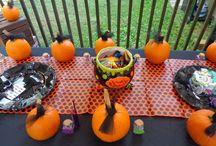 Halloween / Halloween Parties, Halloween food