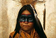 Native Americans the First Nation of USA and Canada  / by Tibet Tenzin