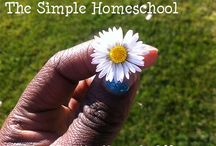 Homeschool: Encouragement, support, & advice! / Encouragement, advice, and support for homeschoolers / by Christian Homeschool Moms {Demetria Zinga}