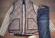 ~ Style Vests ~ / by Angie Sherrill Joyce