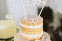 Ian & Lily - Wedding cake