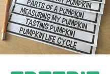 pumpkins-1st gr.