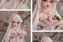 fairy dolls/hadas