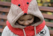 Knitting: Beautiful children clothes