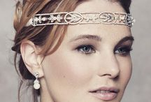 Hair Accessories by Amixi / From sparkling tiaras to delicate combs our stunning range of hairpieces