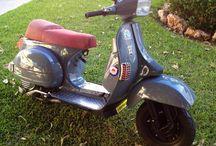 Vespa TX200