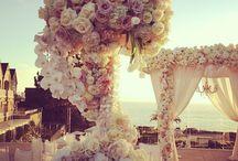 Beauty in a wedding