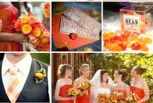 Inspiration - Orange / by Posh Productions Catering and Events Orange County California