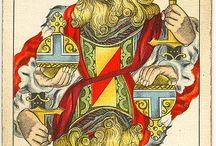 Playing Cards,Tarot Cards / Игральные карты