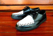 Creeper shoes / Handmade custom original indonesia