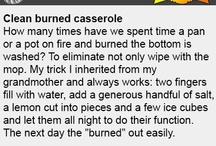 Homemade Tricks