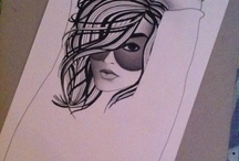 DIARY: GoFA ARTISTS / Featuring the works of select fashion illustrators! http://www.galleryoffashionart.com/artists