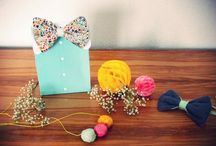 DIY Noeud Papillon ★ Cravate
