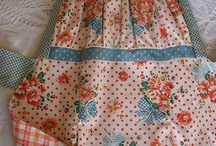 Aprons and Pinnies...