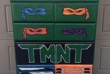 :: Ninja Turtles Design Inspo ::