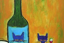 Cats + Wine Country