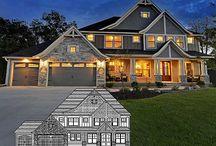 Ideas For Architectural Designs / My dream houses and architectural ideas for my dream home.