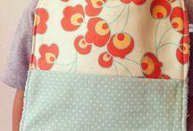 Handmade / Baby bib : in my shop today www.casandersen.bigcartel.com