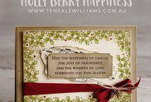 2016 Stampin Up Holiday Catalogue