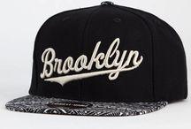 Strapback Caps