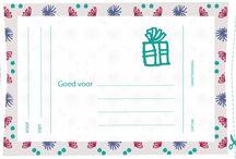 Gift things / Dingen die je kan geven voor bijv een verjaardag