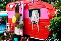 Caravane... Maison des rêves les plus fous