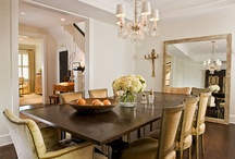 dining rooms / by Allison Myers