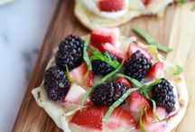 Pizza   -Fruits-