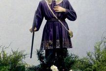Imaginería de los pueblos de la Alpujarra