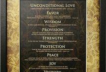 prayers and faith