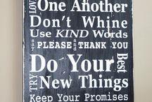 Words I Love... / by Stephanie Flake