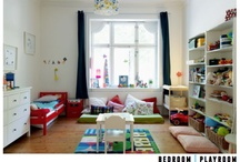 Bed/Playroom