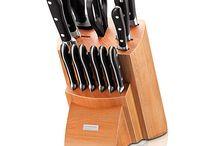 Utensílios facas